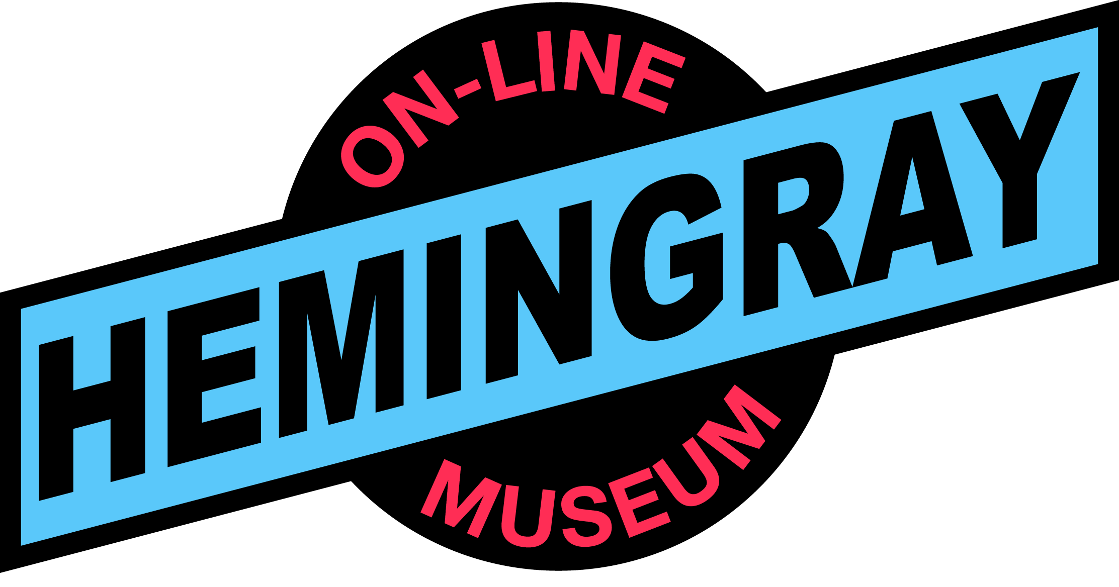 Hemingray On'Line Musueum logo